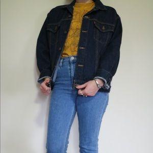 *SALE* Levi's Denim Blue Jean Jacket